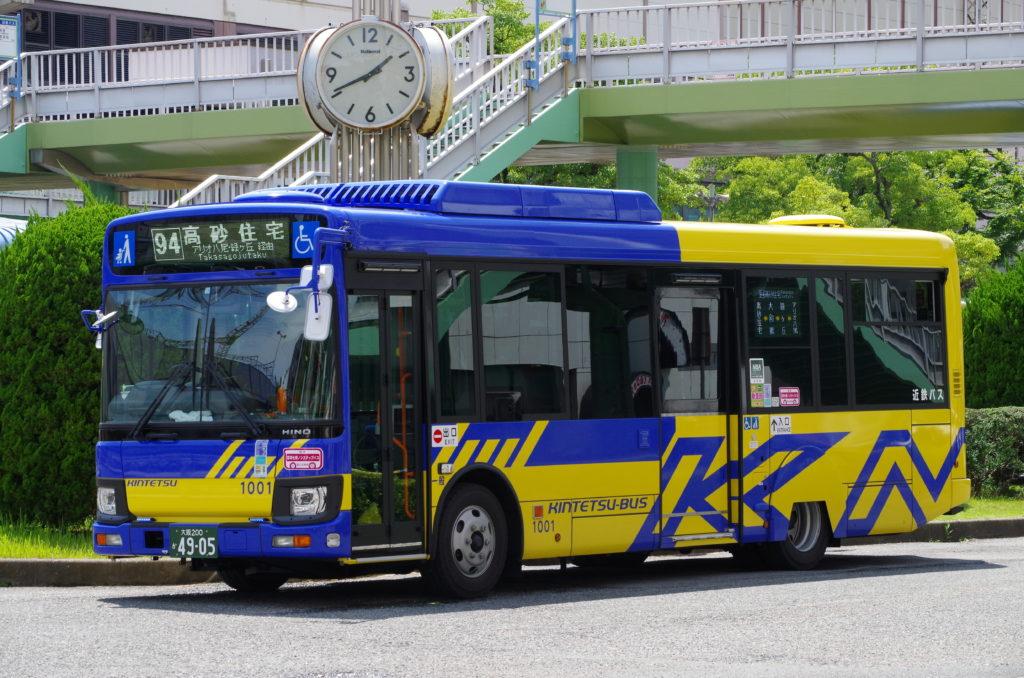 近鉄バス2020年7月の新車 大阪200か4904(6002)、4905(1001) | そら ...