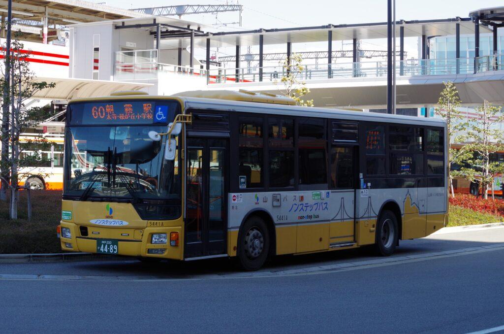 山陽バス「明石線」を見てきた   そらばすブログ