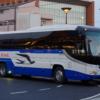 【夜行バス乗車記】中国JRバス「ポートレイク号」で神戸から出雲へ