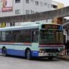 江若交通の堅田葛川線に乗車「堅田駅~安曇川駅バス乗り継ぎ旅」